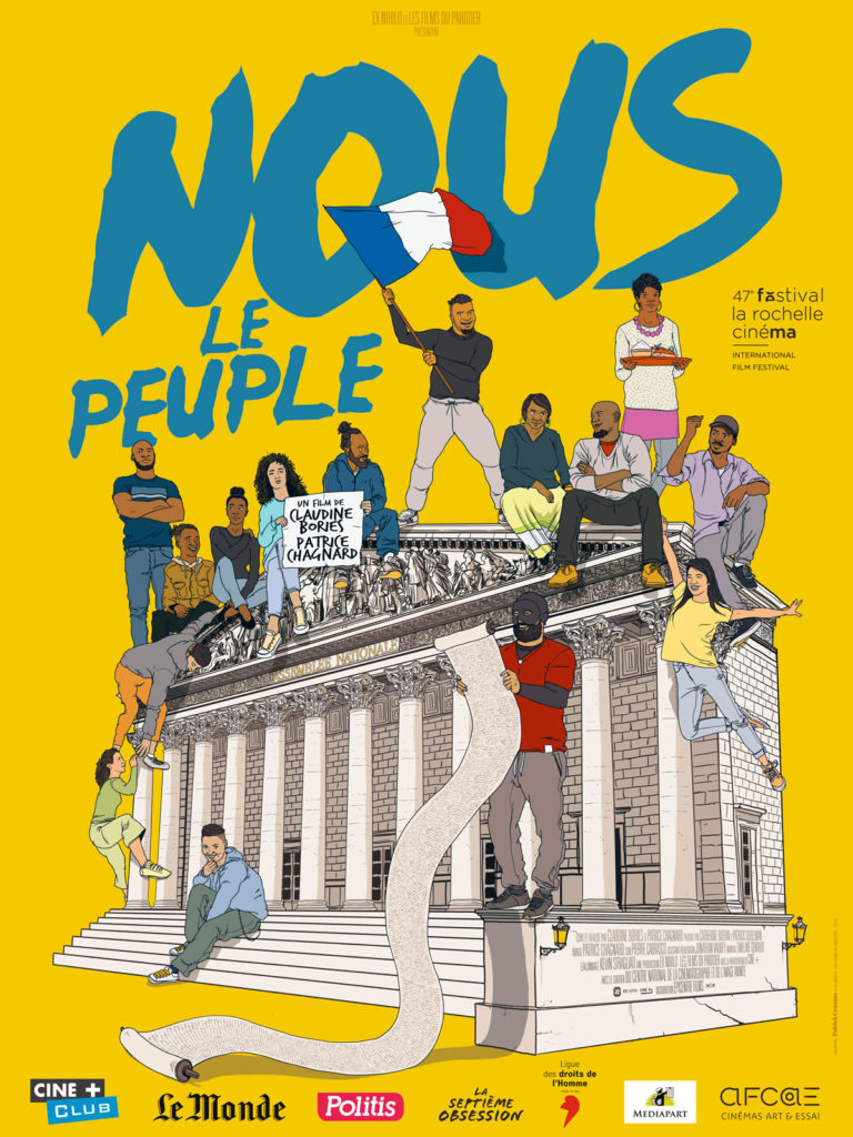 "Projection de ""Nous le peuple"" au Diagonal"