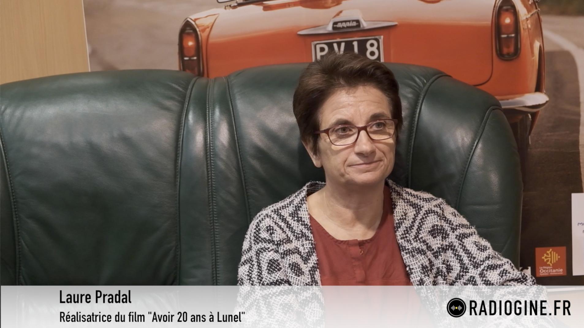 """Laure Pradal : """"20 ans à Lunel"""""""